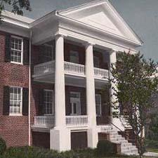 Round exterior columns for Round porch columns