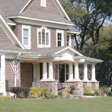 Short front porch columns  Porch Columns  Patio Columns  Columns  Architectural Columns  . Front Porch Columns Images. Home Design Ideas
