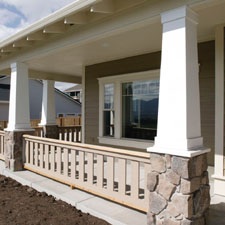Square Columns Porch Columns Patio Columns Decorative Columns