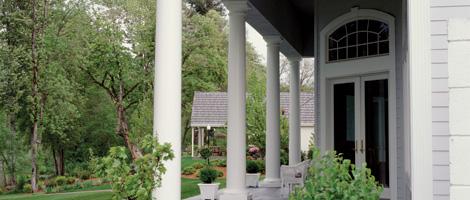 Poly Classic Fiberglass Columns