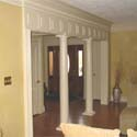 tuscan columns for the interior