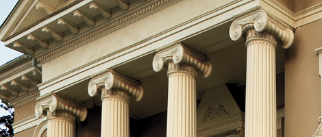 About Architectural Wood Columns